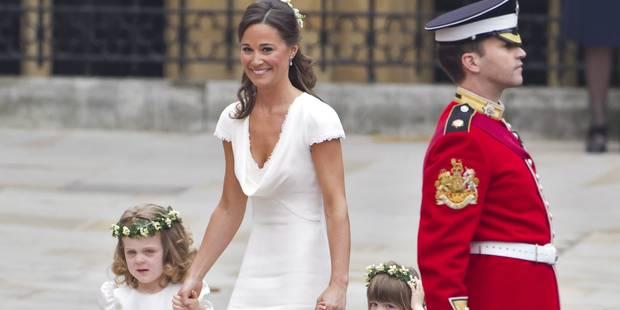 """Pippa Middleton, """"la"""" demoiselle d'honneur, se marie - La DH"""
