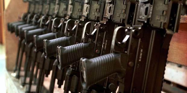 Et si la police locale achetait des armes wallonnes? - La DH