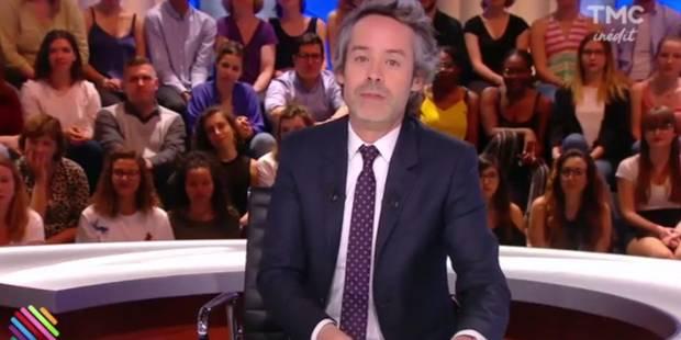 """""""Gros connard"""", """"débile profond"""": Quand le directeur de la com' de Macron insulte Yann Barthès - La DH"""