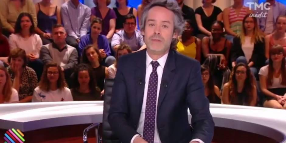 Yann Barthès menacé par les équipes d'Emmanuel Macron : L'Elysée répond !