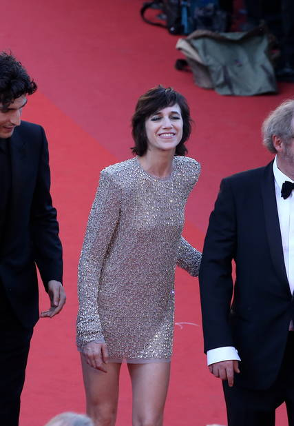 A Cannes, cette année, pour la montée des marches du film