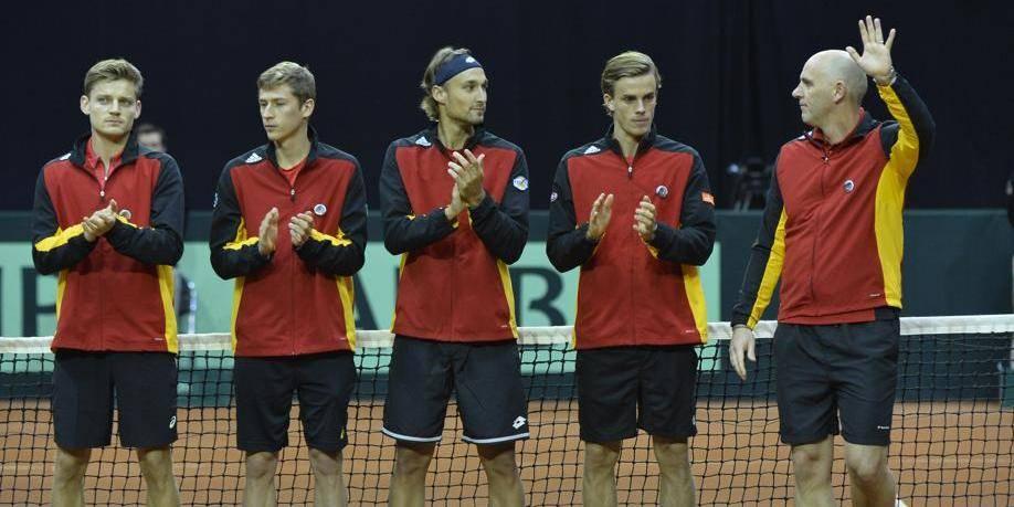Arthur De Greef en quarts de finale sur abandon — Challenger de Bordeaux