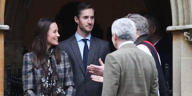 Pippa Middleton se marie : les premières photos - La DH