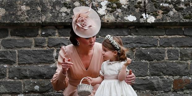 """Mariage de Pippa Middleton : pas de Meghan Markle en vue, mais des petits princes trop """"cute"""" - La DH"""