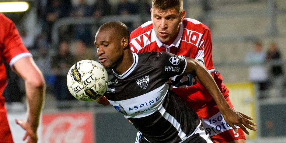 La Gantoise officialise le transfert de Mamadou Sylla (Eupen)