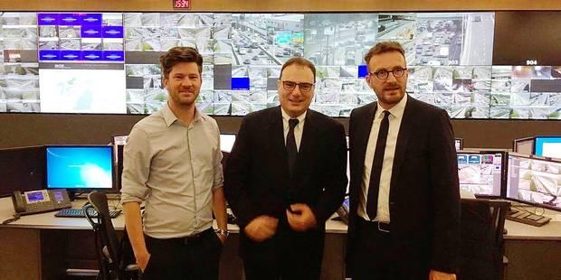 Bruxelles: Un nouveau centre intégré de gestion du trafic en 2019 - La DH