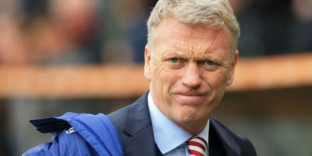 David Moyes démissionne de Sunderland, relégué - La DH