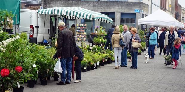 Péruwelz: La gare en mode fleurs - La DH