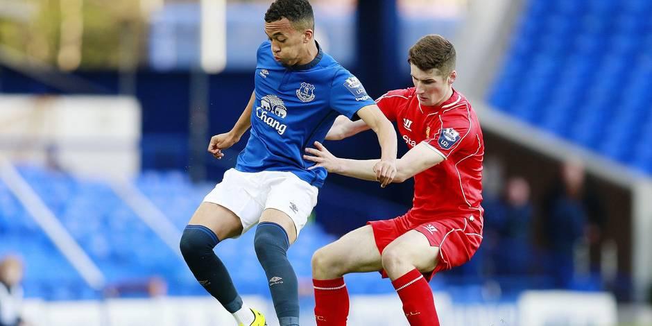 Everton v Liverpool - Barclays Under 21 Premier League