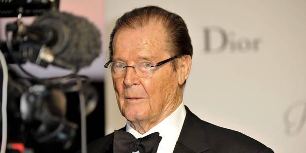 Inoubliable Saint et James Bond, Roger Moore est décédé (VIDEOS) - La DH