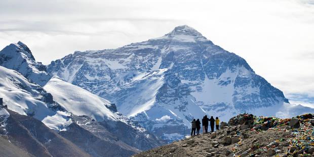 Ascension de l'Everest: l'incroyable record de l'Espagnol Kilian Jornet - La DH