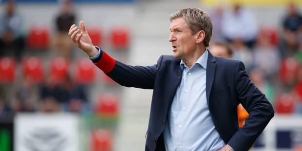 Fin du suspense: Francky Dury restera bien à Zulte Waregem la saison prochaine - La DH