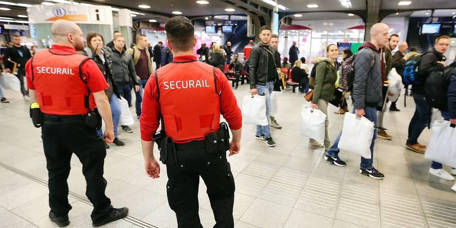 """Coup de gueule des agents Securail : """"On n'en peut plus de se faire agresser"""" - La DH"""