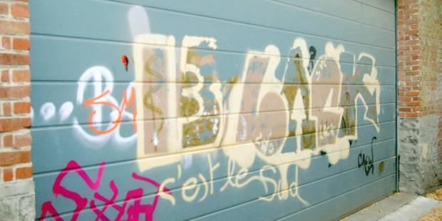 Tournai: Ces tags ridicules ont un coût - La DH