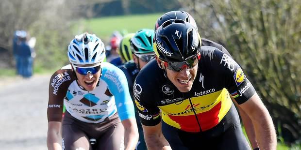 Tour de Belgique : rien que du très classique, Gilbert en favori - La DH