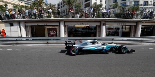 Essais libres du GP de Monaco: Hamilton déjà devant, Vandoorne bon 12ème - La DH