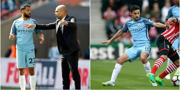 Grande lessive à Manchester City: Clichy, Sagna, Navas et Caballero sur le départ - La DH
