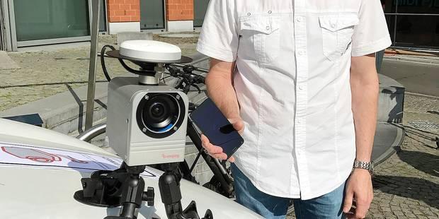 NAMUR: La cartographie mobile pour gérer les voiries - La DH