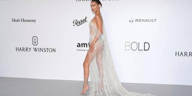 Une myriade de stars et des robes folles au gala de l'amfAR à Cannes - La DH