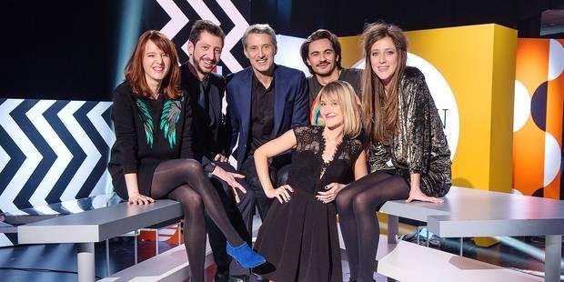 """Antoine De Caunes: """"J'adore l'humour belge"""" - La DH"""