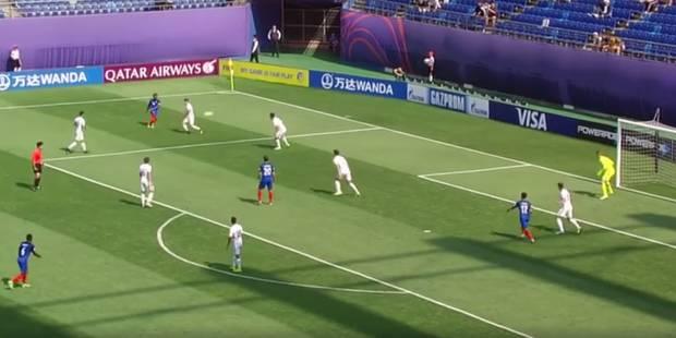 Un but exceptionnel lors de la Coupe du Monde des U20 (VIDEO) - La DH