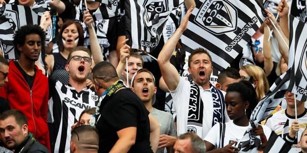 """Coupe de France: 800 supporters angevins bloqués 4 heures en Sarthe dans """"le train de la loose"""" - La DH"""