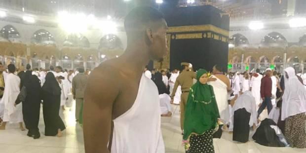 A La Mecque, Paul Pogba adresse ses voeux pour le ramadan (PHOTO + VIDEO) - La DH