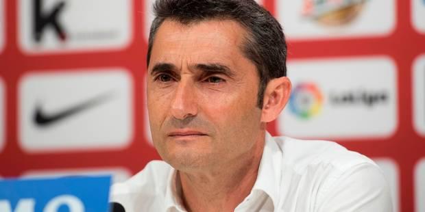 Officiel : Ernesto Valverde nommé entraîneur du FC Barcelone - La DH