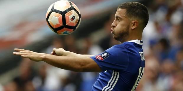 Eden Hazard élu meilleur joueur de la saison par les supporters de Chelsea - La DH