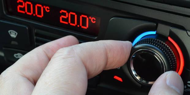 5 conseils pour bien utiliser l'airco en voiture - La DH