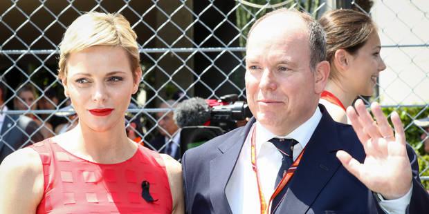 Albert et Charlene entourés de stars au Grand Prix de Monaco - La DH