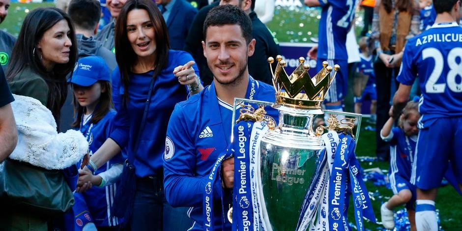 """Hazard se livre sur les Diables et son avenir: """"Pour le moment, il n'y a encore rien sur la table"""" - La DH"""