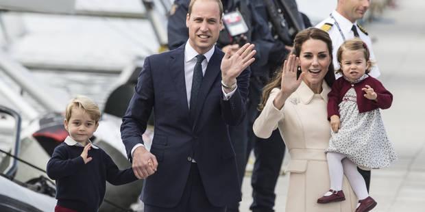 Surmenée, la nounou du prince George claque la porte - La DH