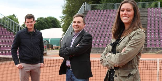 Tennis professionnel, arbitres amateurs: sur les traces des trois arbitres belges à Roland-Garros - La DH