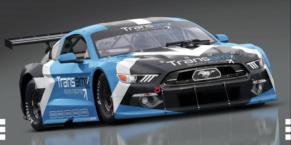 Eric Van de Poele confirme la Mustang Trans Am à Spa Euro Race