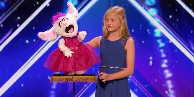 La performance incroyable de la jeune ventriloque Darci Lynne dans America's Got Talent - La DH
