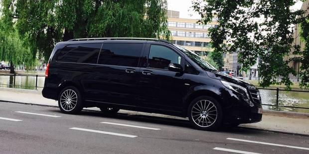 Bruxelles: Uber lance un service destiné aux trajets en groupe - La DH
