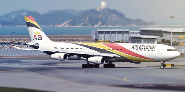 Air Belgium opérera ses 1ers vols depuis Brussels Airport et desservira Hong Kong (PHOTOS) - La DH