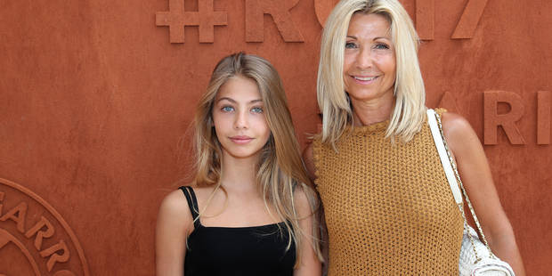 Stella, la fille de Jean-Paul Belmondo est le petit sosie de Natty ! - La DH