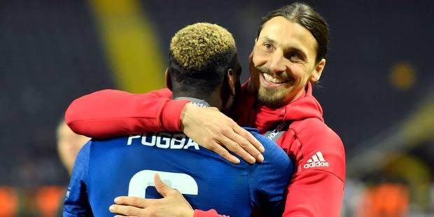 Zlatan Ibrahimovic donne la priorité à Manchester United - La DH
