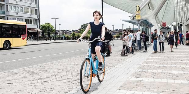 Liège: des vélos à la journée ! - La DH