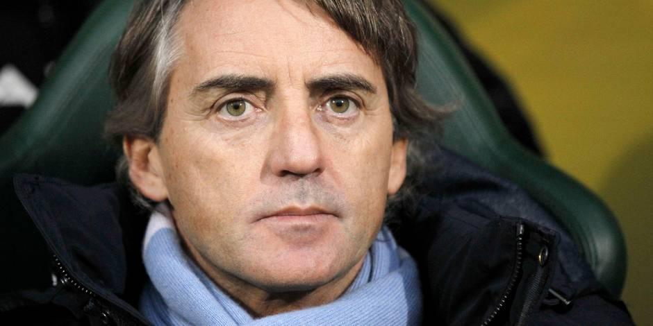 Roberto Mancini rebondit au Zenit — Officiel