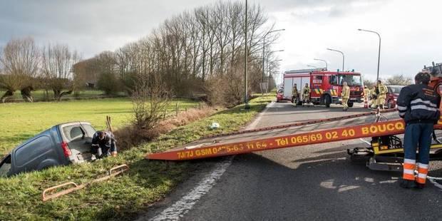 Hainaut: Le nombre d'accidents a baissé durant le premier trimestre - La DH