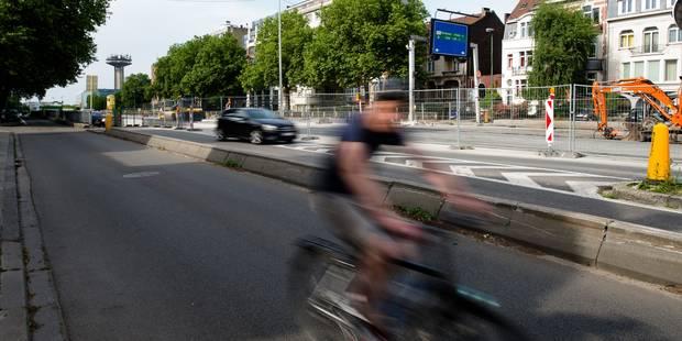 Schaerbeek: Avis reporté pour le réaménagement des trémies à Reyers - La DH