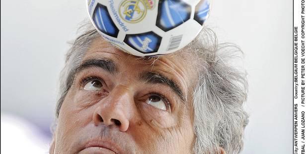 "Juan Lozano: ""Ronaldo marque mais il n'est pas bon"" - La DH"