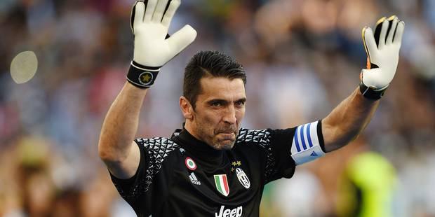 Finale de la Champions League: le grand défi de Gigi Buffon - La DH
