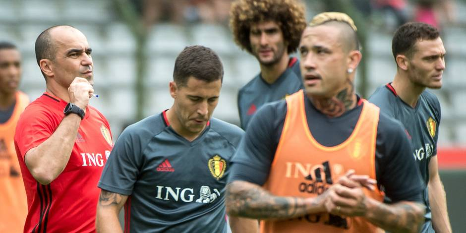 Belgique : fracture de la cheville pour Hazard !