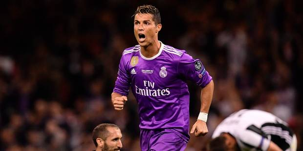 Cristiano Ronaldo ne ressemble plus à ça ! (PHOTOS) - La DH