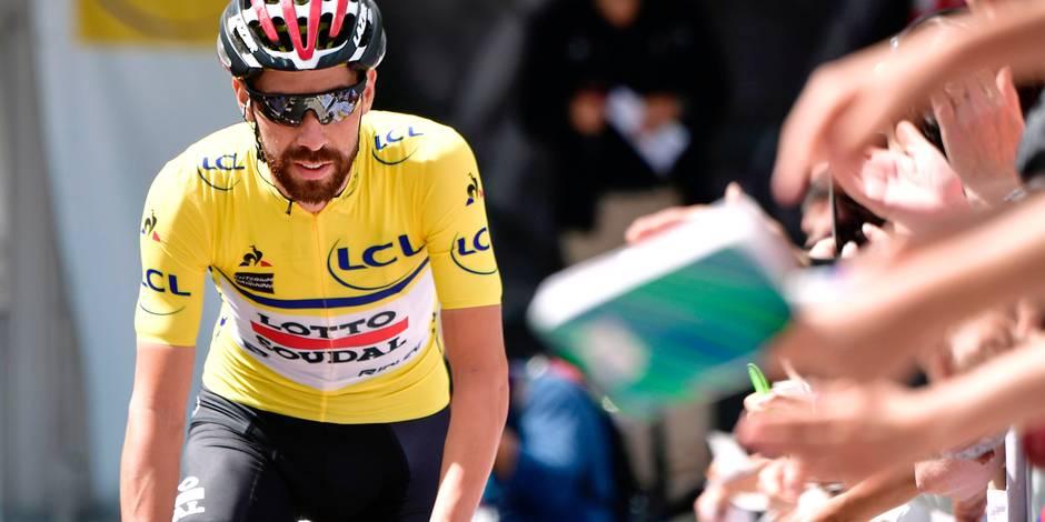 Critérium du Dauphiné: Démare enlève la 2e étape, Thomas De Gendt reste en jaune