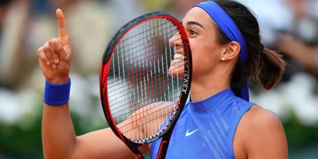Roland-Garros: Caroline Garcia gagne le derby français contre Alizé Cornet et attend Karolina Pliskova - La DH